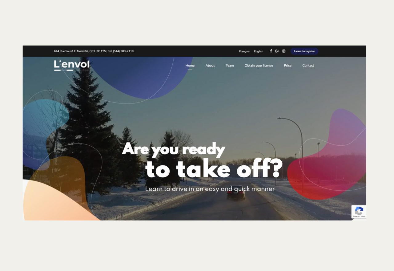 envole_homepage